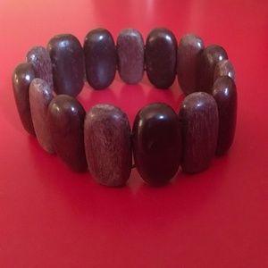 Costa Rican Wooden Bracelet